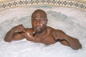 James Toney Is Not Mellowing Out