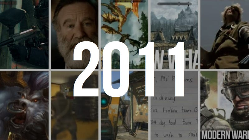 Kotaku's Most-Read Stories of 2011