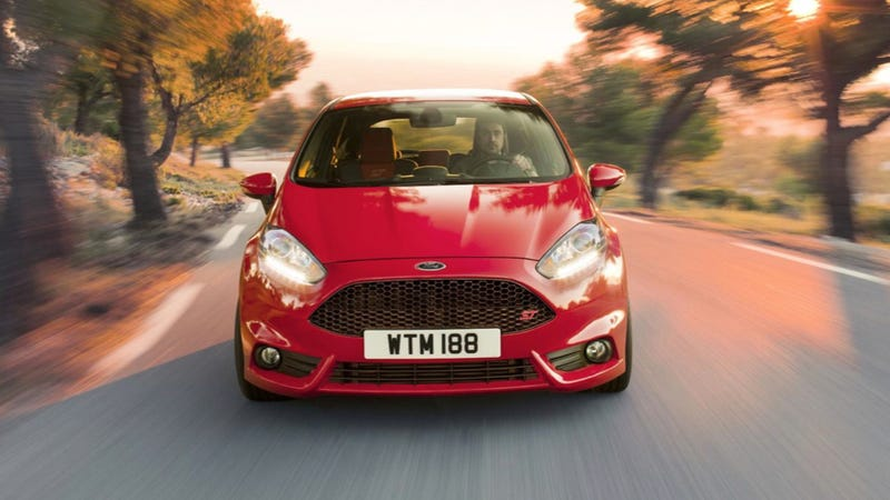 Ford Fiesta ST: The Hot Hatch We Were Promised