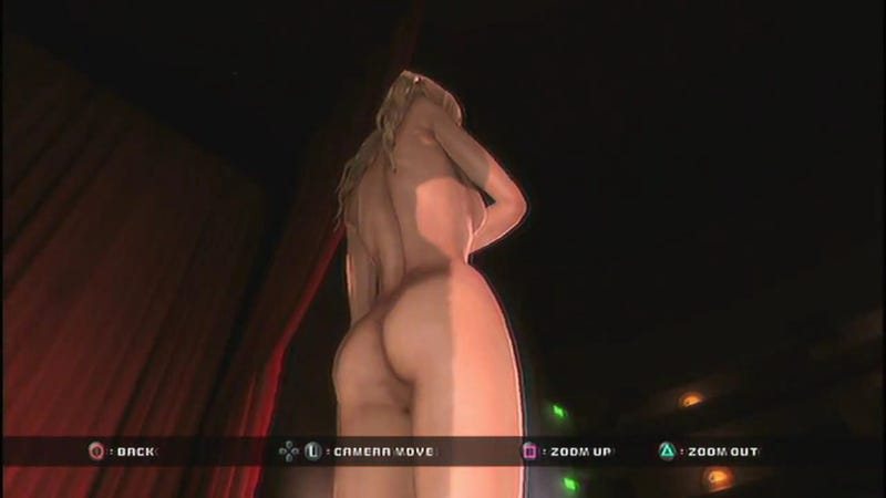 No More Heroes, with Way More Nudity