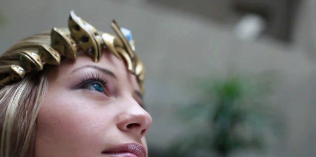 You've Probably Never Been This Close To Princess Zelda Before