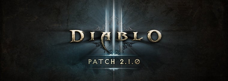 Diablo III: Reaper of Souls - Patch 2.1.0 Live! COME PLAY, TAY!