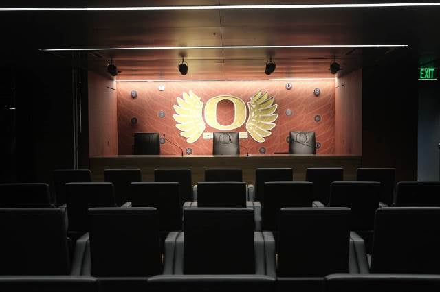 "Oregon's New ""Football Performance Center"" Is A Decadent Monstrosity"