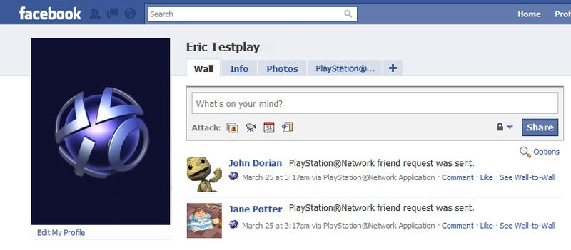 First Look At PlayStation Plus