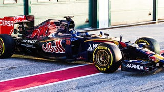 Toro Rosso STR10: Here It Is