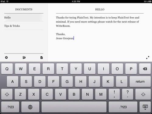 iPad Apps 10/8