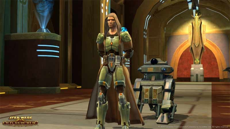 Star Wars: The Old Republic Offers Friendship And Romance
