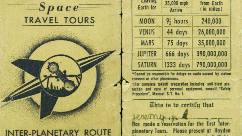 These Letters of Wannabe Space Explorers Broke My Heart