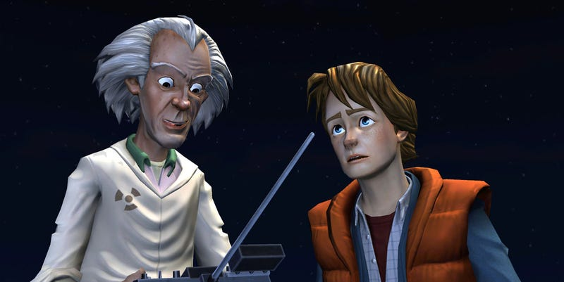 Review: Back To The Future Episode 1 Doesn't Hit 88mph