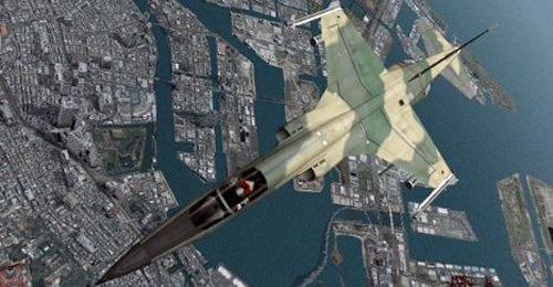 Ace Combat Joint Assault Pushes Into the Real World