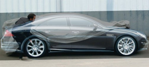 Is The Tesla S A Prettied-Up Mercedes CLS?