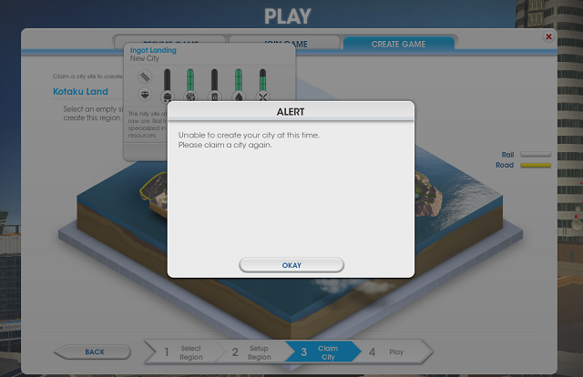 Hope You Weren't Planning On Playing SimCity Tonight