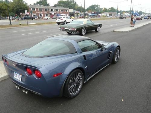 2011 Corvette Z06 Ceramic
