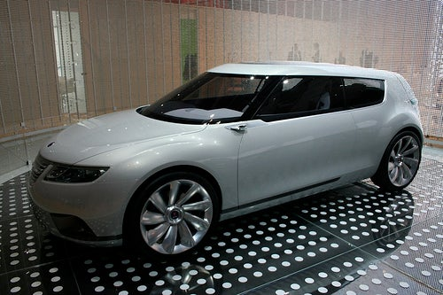 Saab 9-X Is A Hybrid Of Concept And Reality