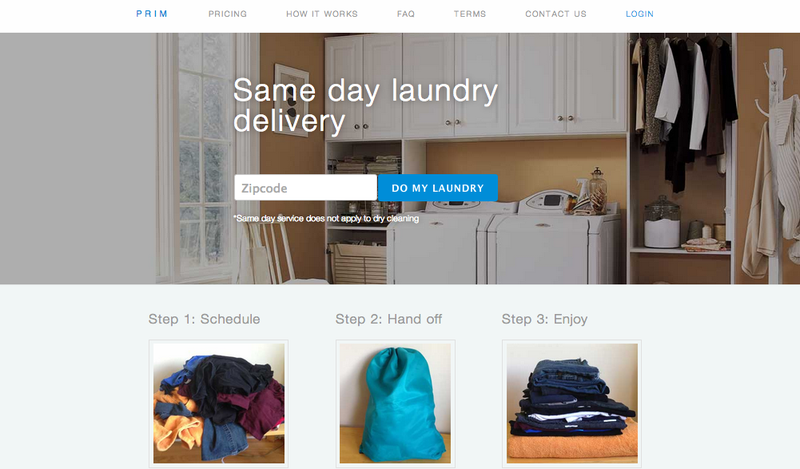 Y Combinator's Do-It-For-Me Laundry Service Has Fluffed Its Last Load