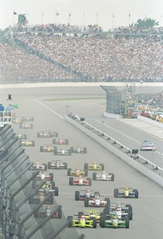 How To Watch The Indy 500 If It's The Only Race You're Going To Watch