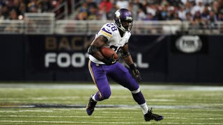 The Vikings Will Try To Woo Back Adrian Peterson Today