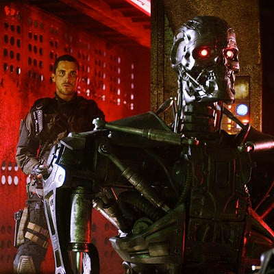 New Terminator Stills Show John Connor's Big Robot-Killin' Guns