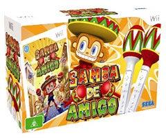 Samba De Amigo Wii Maraca Controllers Appear