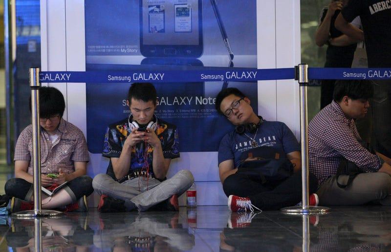 Los Galaxy S de Samsung pulverizan récords: más de 100 millones de unidades vendidas