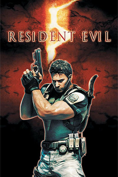 "Resident Evil 5 Comic Tells Of A ""Dark Burden"""