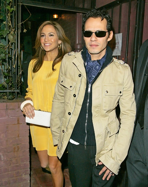 Jennifer Lopez & Marc Anthony: Sunshine & Rain