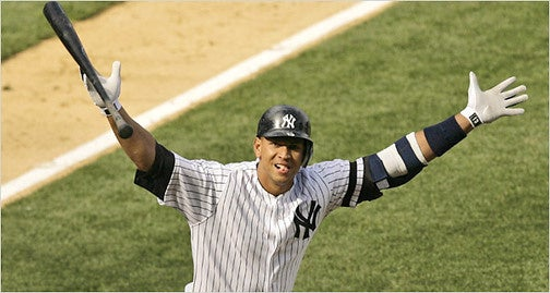 Deadspin HOF Nominee: Alex Rodriguez