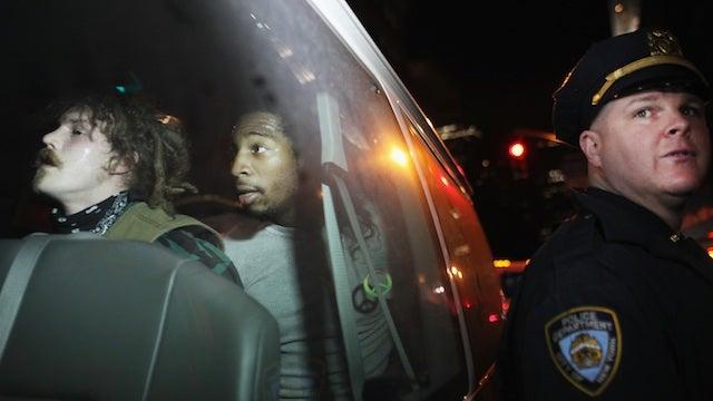 Cops Threaten to Sue Nonexistent Violent Protesters