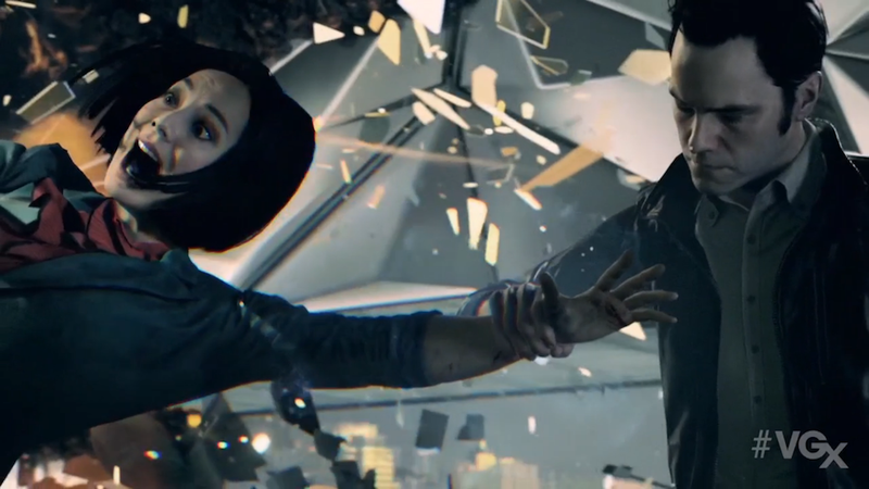 A Closer Look At Xbox One Exclusive Quantum Break