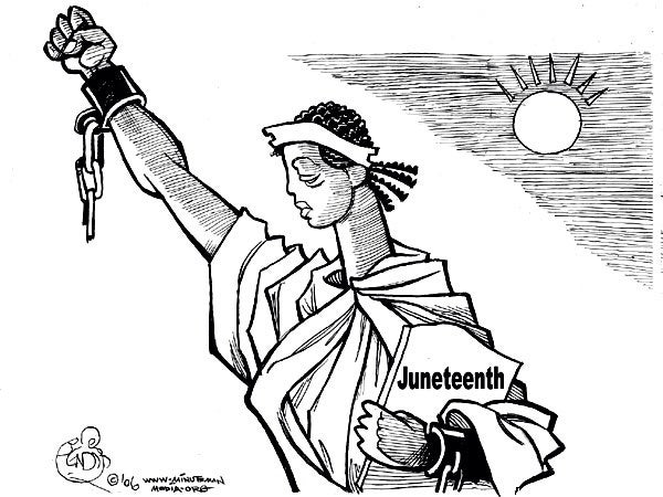Happy Juneteenth Everybody!