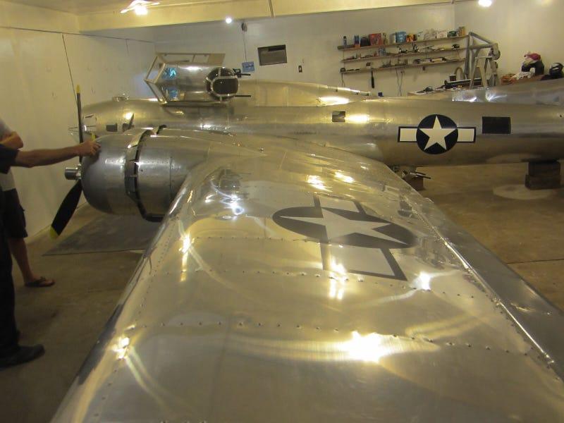 1/3 Scale Homebuilt B-17
