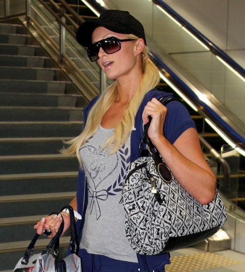 Paris Hilton Booted from Japan
