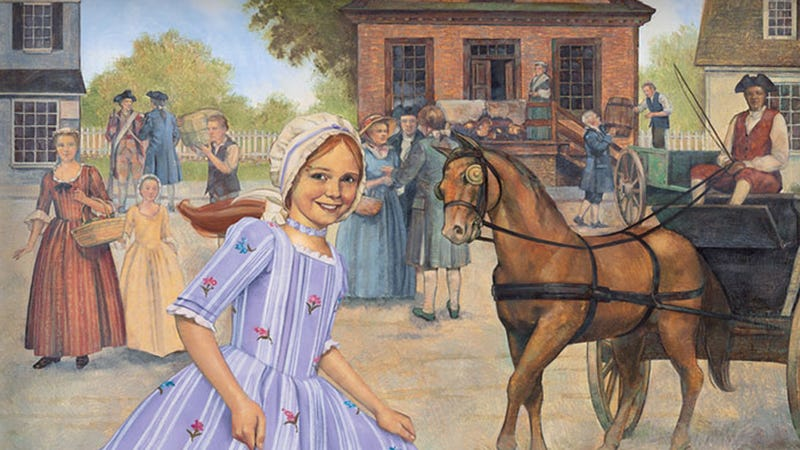 I Learned About Feminism From American Girl's Felicity