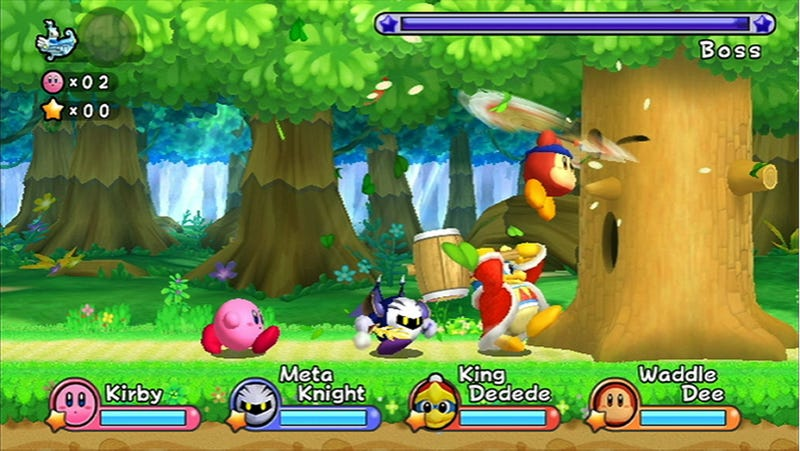 Kirby Wii is Exactly the Sort of Game I Want to Play on a Nintendo Console