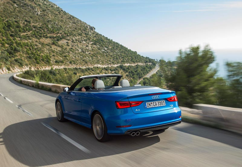 2015 Audi A3 Cabriolet: This Is It