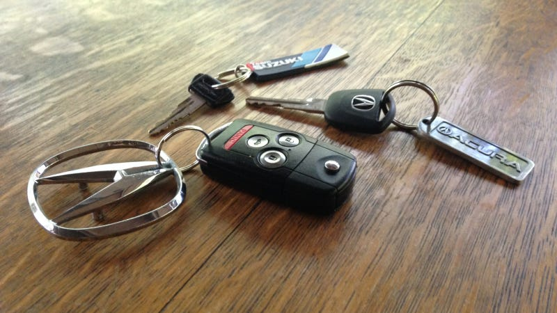 What's The Coolest Car Key Of All Time?