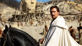 Ridley Scott's Moses Movie Might Be 3 Hours And 20 Minutes Long
