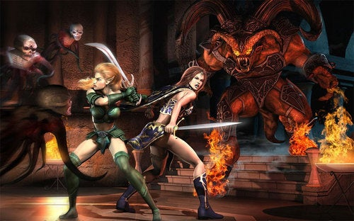 Study: Female Everquest II Players Still Logging More Hours, Still Not Honest About It