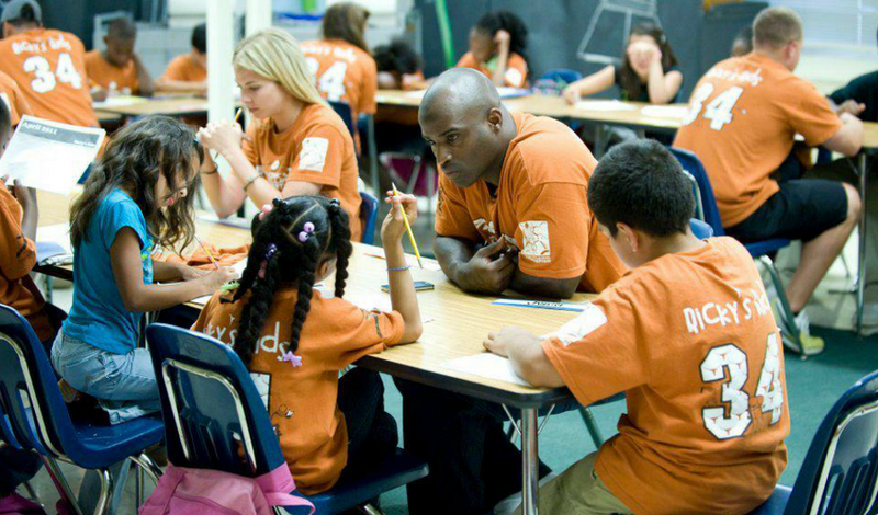 Ricky Williams's Foundation For At-Risk Kids Has Been Taken Over By A Rasputin-Inspired Cult