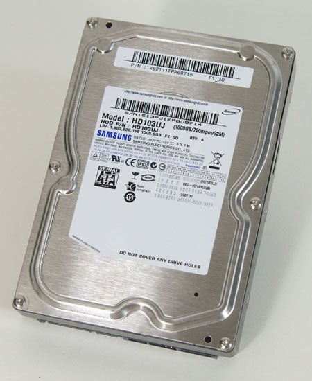Seven One-Terabyte Hard Drives Enter, Seven Leave (But Only One is the Best)