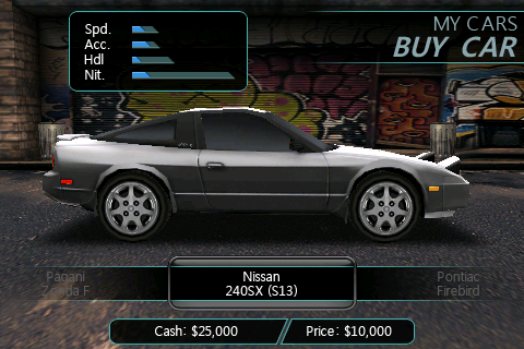 iPhone: Need For Speed Undercover Impressions