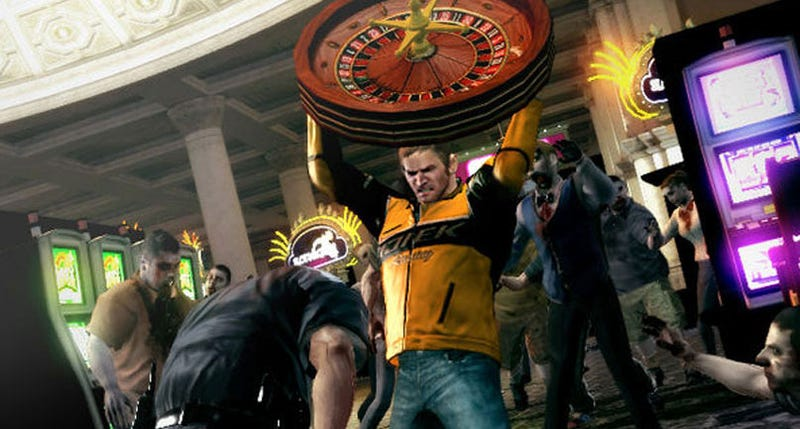 Oh, So Dead Rising 2 Might NOT Have Multiplayer