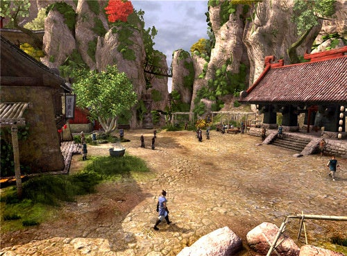 Visit Age Of Conan: Rise Of The Godslayer's Lovely Chosain Province
