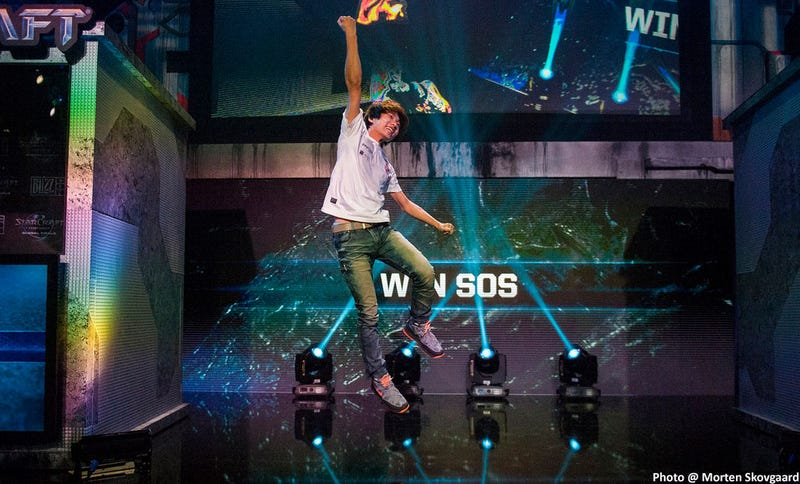 What It Feels Like To Become StarCraft World Champion