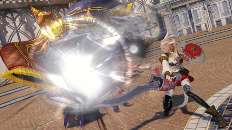 You've Got Lightning Returns In My Final Fantasy XIV