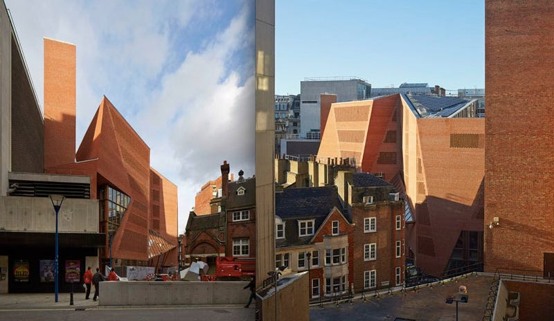 6 Buildings Competing For the UK's Top Architecture Prize