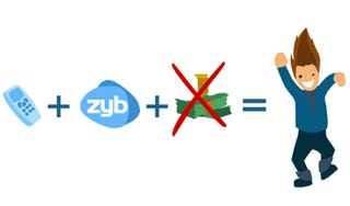 Zyb Backs Up Your Contacts Online