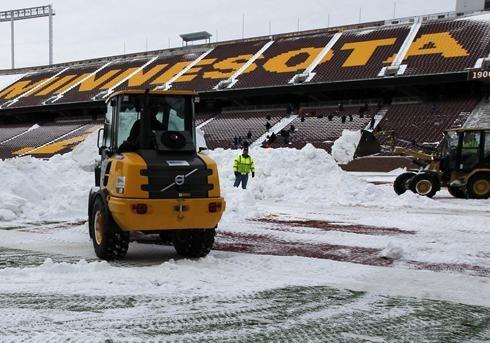 Vikings Fans: Enjoy Joe Webb, No Guaranteed Seating, And No Booze