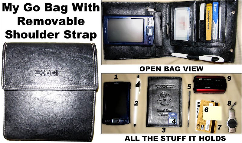 Show Us Your Go Bag, Part 2