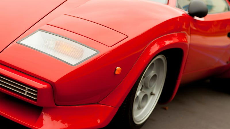 The Lamborghini Countach Is The Car Childhood Dreams Are Made Of